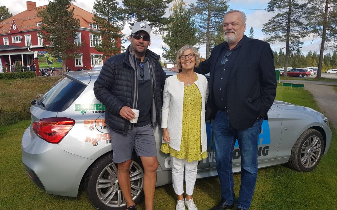 Luleå Gratistidning på Luleå Golfklubb