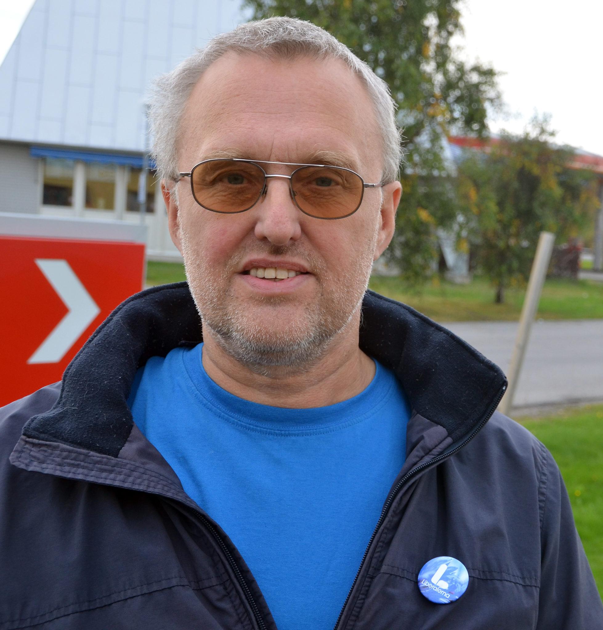 Liberalerna i Piteå ger landsbygden en röst genom satsningen på CrossMedia
