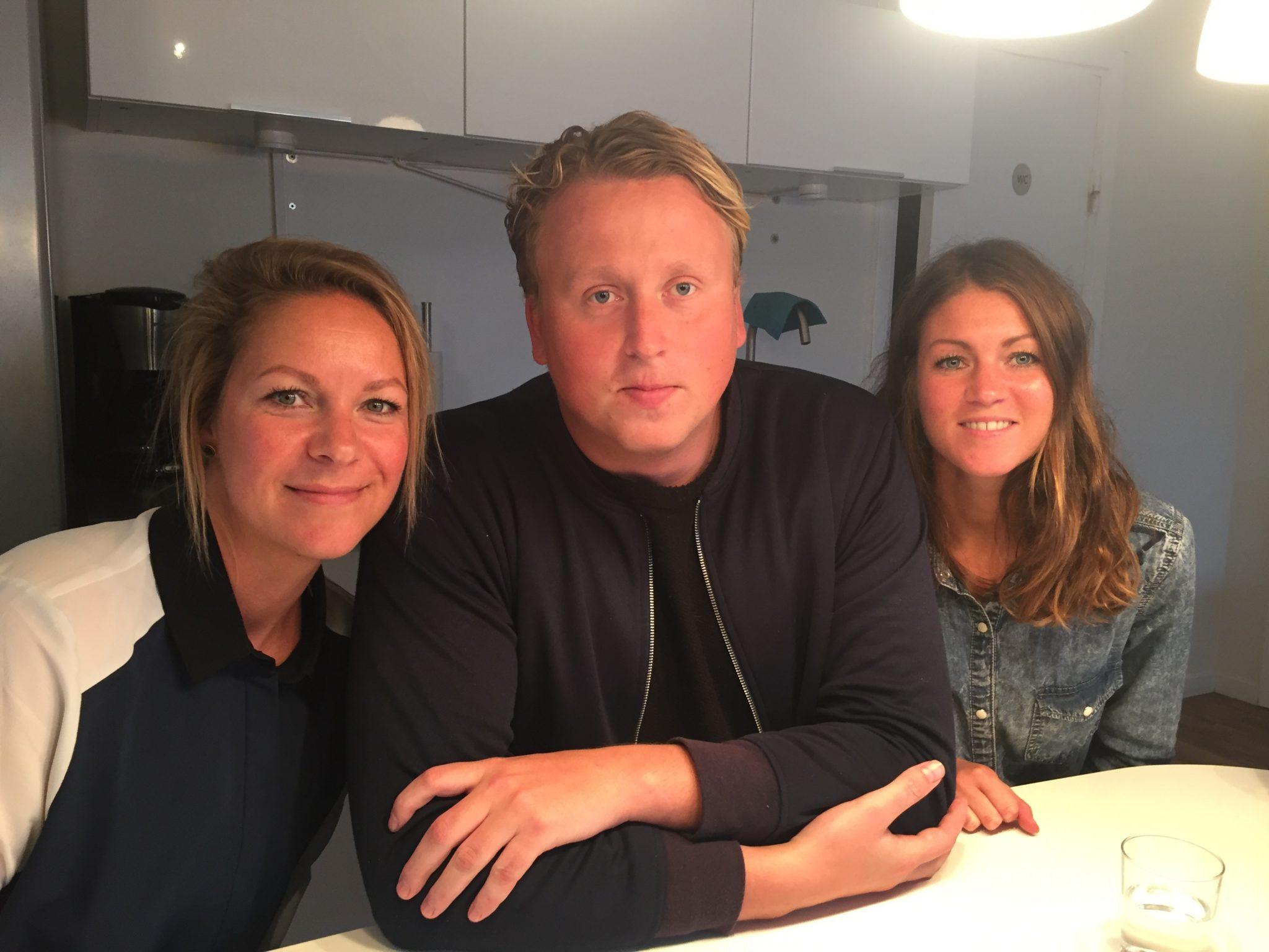 Ny säljare och planeringsmöte på Gotland Gratistidning