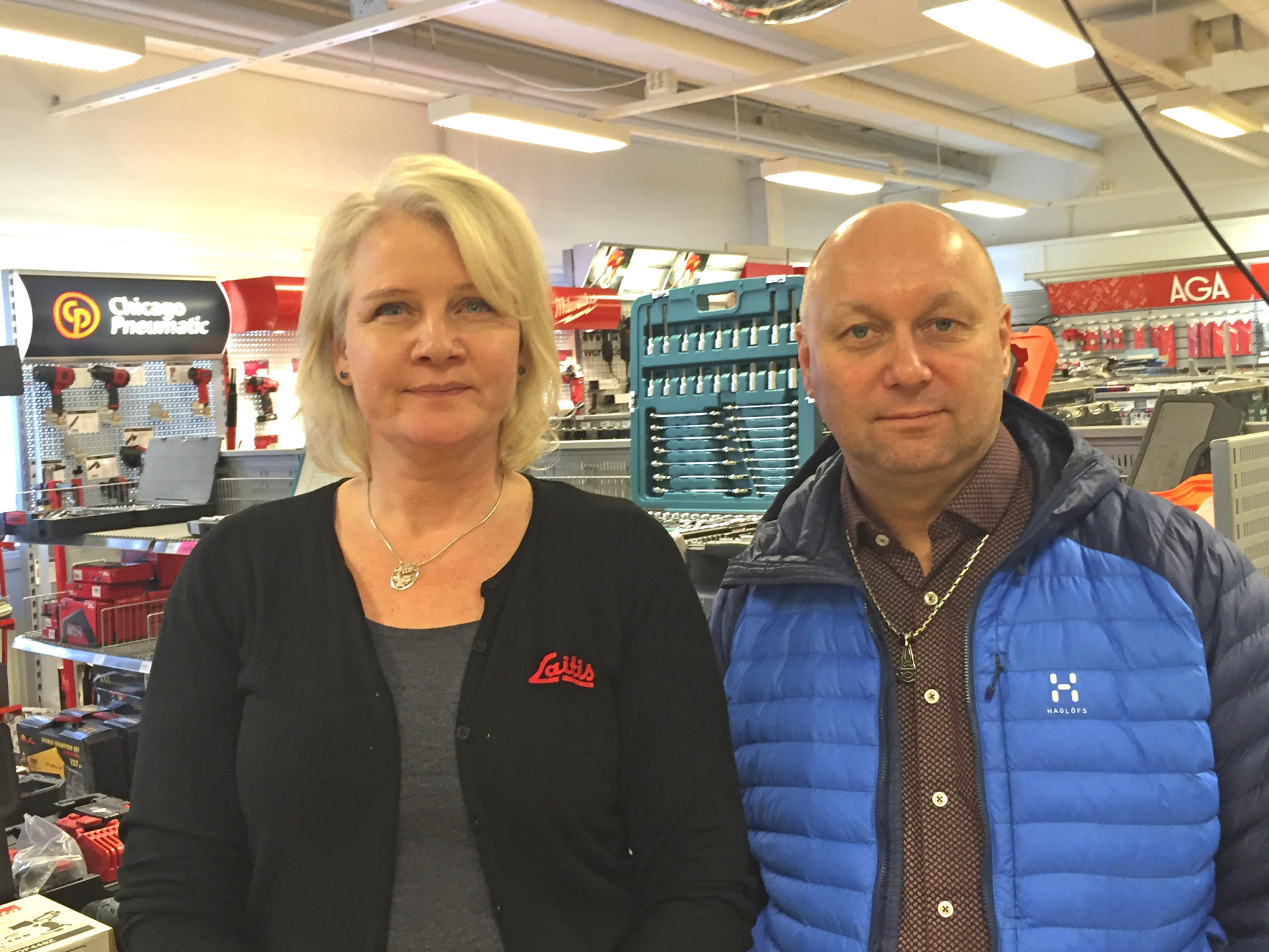 Laitis i Kiruna kör CrossMedia-abonnemang